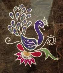 Small Picture 20 Best Small Rangoli Designs Patterns for Beginners Heart