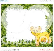 Lion Cub Scout Coloring Pages Clipart