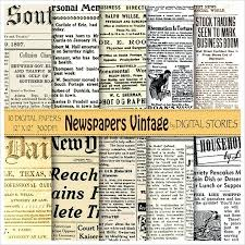 Newspaper Template Olden Times Newspaper Template Editable Olden Times Old Word Document