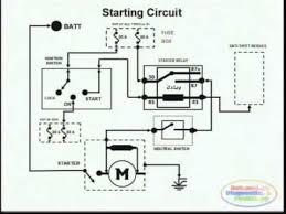 Toyota Forklift Wiring Diagram Truck 7FGCU25 Starter