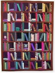 Do I dare let this bookshelf hanging pop my quilting cherry? This ... & Do I dare let this bookshelf hanging pop my quilting cherry? This could get  ugly... | Sewing | Pinterest | Books, Patterns and Cherries Adamdwight.com