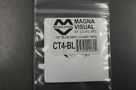 Magna Visual Chart Tape Magna Visual Vinyl Chart Tape Black Self Stick Adhesive