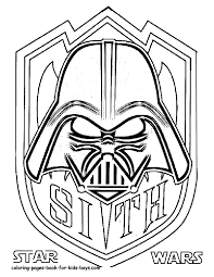 Small Picture Darth Vader Coloring Pages easterbunzcom