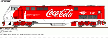amtrak train drawing. Brilliant Amtrak Train Amtrak Rail Transport Drawing The CocaCola Company  Drawings For A