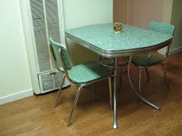 vintage 50s dining set value of 1950s chrome and formica table regarding 1950 kitchen table and chairs