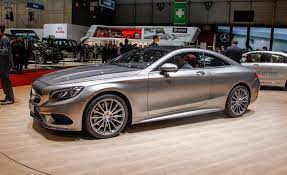2015 Mercedes-Benz S-class Coupe Photos and Info | News | Car and ...