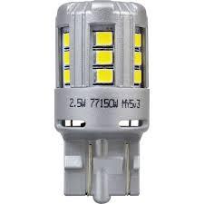 7443sl Bp2 Sylvania Silverstar Tail Light Bulb Led 7443 Led