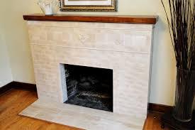 textured stone around fireplace