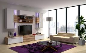 Living Room Wall Unit Bellis Living Room Wall Unit Set A Welldone Furniture
