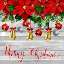 Weihnachten Dekoration Immergrüne Bäume Stockvektor