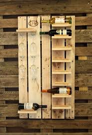 how to make wine rack from wood pallet cupboard plans cabinet doors pallets gl wardrobe