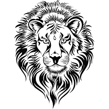 Small Picture Lion Head Coloring Page anfukco