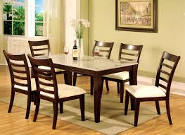 Stunning Cool Granite Top Dining Table Sets For Your Best Kitchen