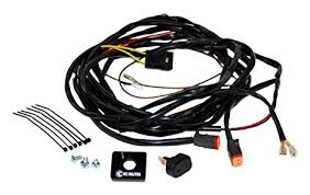 amazon com kc hilites 63082 wiring harness for 2 cyclone led lights KC LZR LED Lights at Kc Hilites Led Wiring Harness