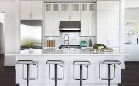 Small Picture Plain Modern Kitchen Stools View In Gallery Oak Barstools For The