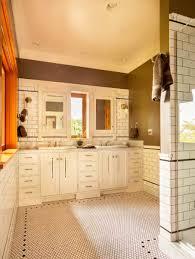 1930s Bathroom Design Craftsman Style Homes Interior Bathroom The Master Bathroom Is