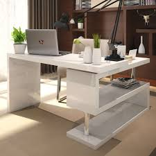 high gloss office furniture. High Gloss Office Desk White Siena Rotating Computer Furniturebox 1500 X Furniture S