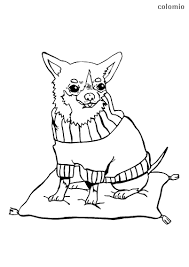 Introduce kids to figurative language with these fun coloring sheets featuring literal depictions of common animal idioms. Dogs Coloring Pages Free Printable Dog Coloring Sheets