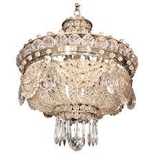 crystal basket chandelier french crystal basket chandelier crystal basket chandelier uk