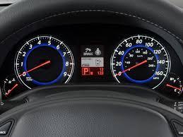 Image: 2008 Infiniti G37 Coupe 2-door Sport Instrument Cluster ...