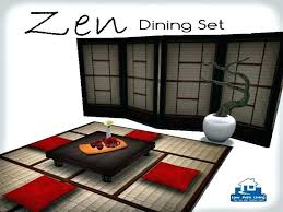 japanese dining room set dining room furniture dining table set fresh dining set texture changeable dining