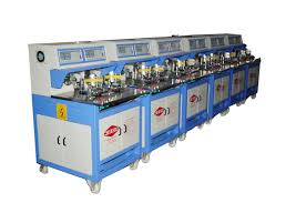 we are engaged in offering our prestigious clients a very high quality and premium range of ceiling fan stator coil winding machine