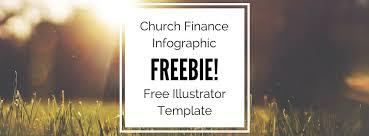 Church Finance Infographic Freebie Gospel Powered Medium