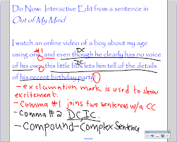 Mentor Sentence Anchor Chart Using Mentor Sentences To Improve Grammar And Mechanics