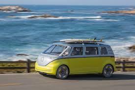 volkswagen electric car. vw i.d. buzz concept volkswagen electric car l