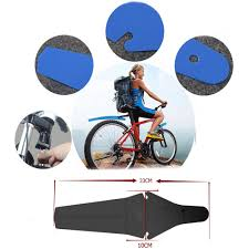 EASY FIX <b>BICYCLE MTB MUDGUARDS</b> MOUTAIN BIKE FRONT ...
