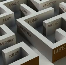 Image result for life is a maze