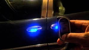 door handle for fair ford mondeo mk3 door handle lights and lights in door handle car