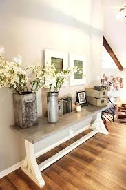 entry table decorations. Farmhouse Entry Table Decor Console 4 Enchanting Entryway Decorations For Your Home Interior