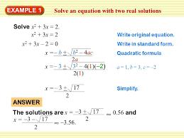 2 solve