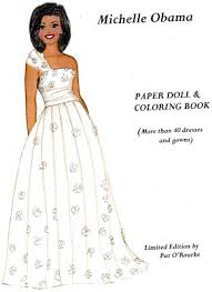 Small Picture The Paper Collector Michelle Obama by Pat ORourke