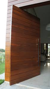 Modern Doors Custom Steel  Glass Doors For Luxury Homes Doors - Exterior pivot door