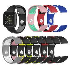 2020 New <b>Silicone</b> Strap For Fitbit ionic Wrist Band <b>Smart Watch</b> ...