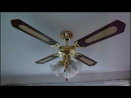 how to fit a ceiling fan uk