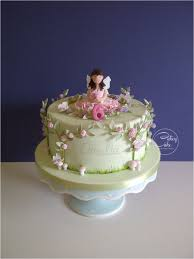 enchanted fairy garden cake