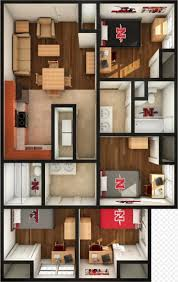 3 4 Bedroom Apartments