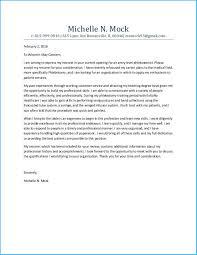 Phlebotomy Cover Letter 3855