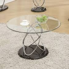 ikea round glass coffee table glass