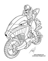 Power Rangers Dino Thunder Coloring Pages Power Rangers Jungle Fury