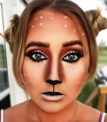 deer makeup ideas