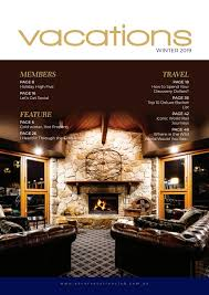 Excel Lighting 8 Mile Accor Vacation Club Vacations 2019 Winter Edition By Accor