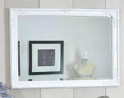 shabby chic mirrors large white shabby chic mirror shabby chic mirrors the range shabby chic