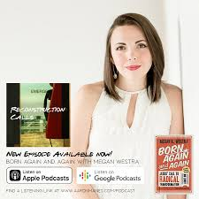 Born Again and Again with Author Megan Westra — Aaron Manes