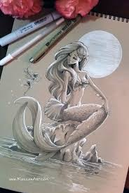 860 best images about Mermaids Unicorns on Pinterest
