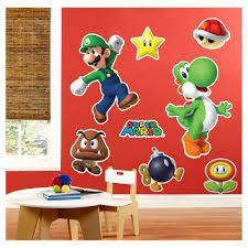Super Mario Party <b>Wall Decal</b>