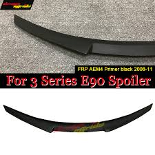 Online Shop For BMW <b>E90 Spoiler trunk</b> wing <b>tail</b> M4 Style FRP ...